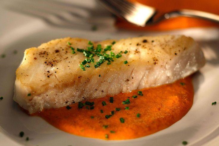 39 best halibut recipes images on pinterest seafood for Halibut fish recipes