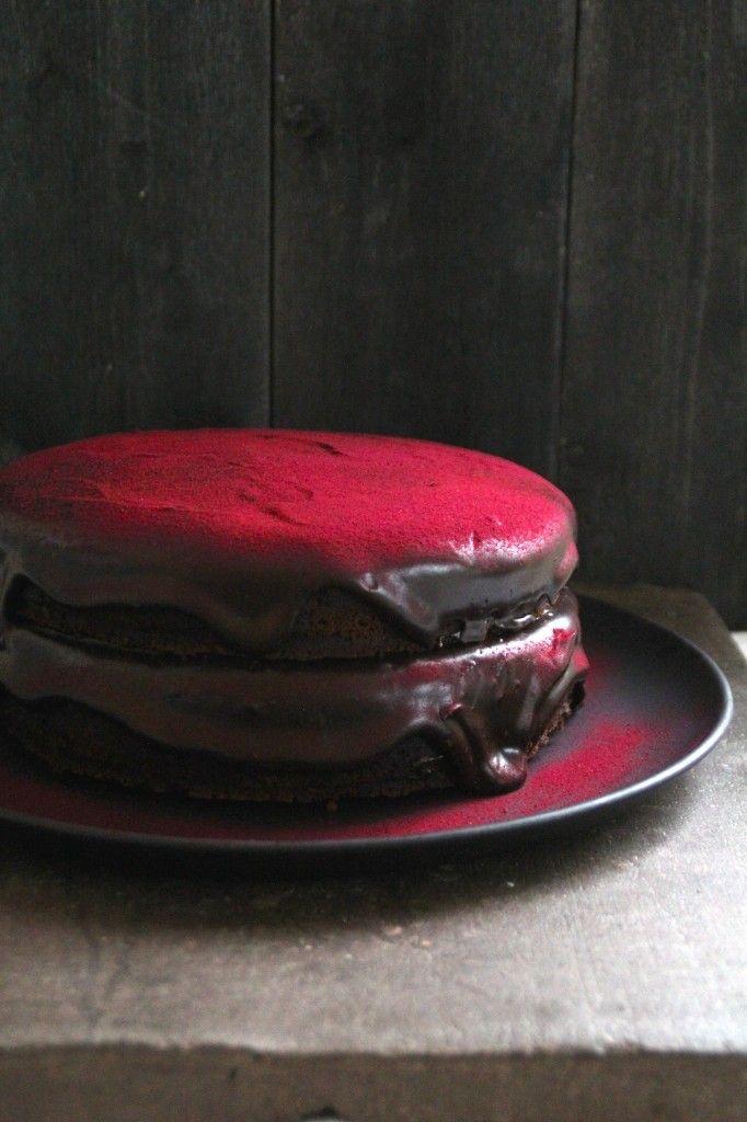 supersaftig sjokoladekake