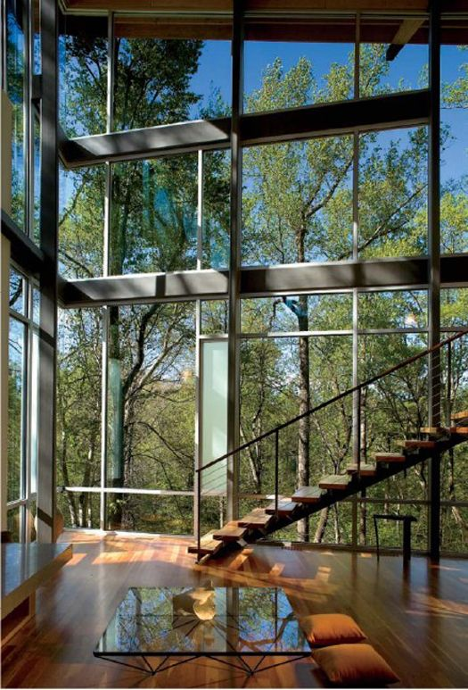 Best 25  Glass houses ideas on Pinterest house Modern glass and residential architecture