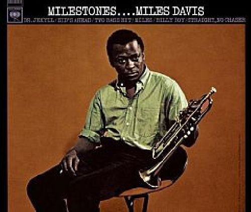 "Recorded on February 4 and March 4, 1958, ""Milestones"" is a studio album by Miles Davis, featuring John Coltrane. TODAY in LA COLLECTION on RVJ >> http://go.rvj.pm/6vc"