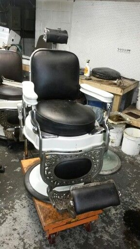 Beau Photos Of Theo A Kochs Barber Chair Repair