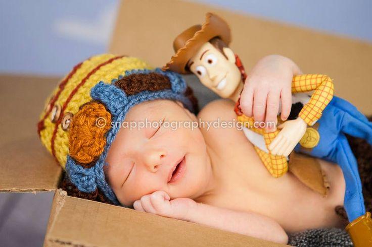 Disney's Toy Story newborn session - miami photographer