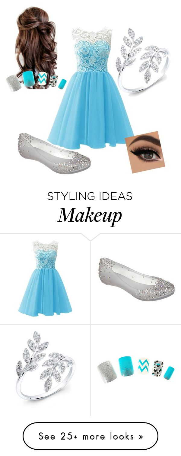 """Prom queen"" by ilianasofia on Polyvore featuring Melissa"