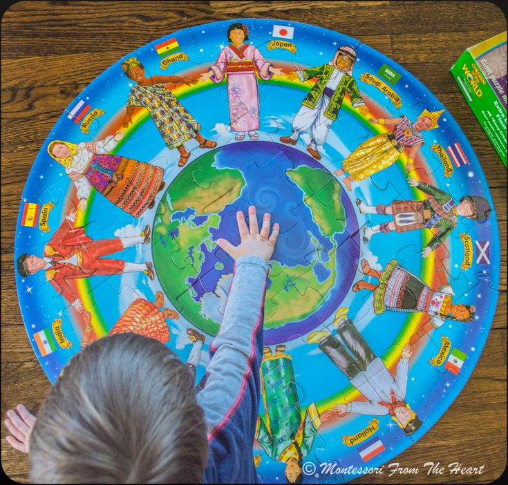 Assembling melissa doug children of the world jumbo jigsaw floor assembling melissa doug children of the world jumbo jigsaw floor puzzle 48 pcs at 40 months puzzles pinterest child king jr and martin luther gumiabroncs Images