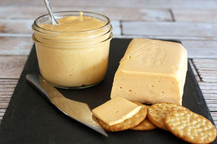 Homemade Velveeta Cheese and Cheez Whiz Substitute Recipe