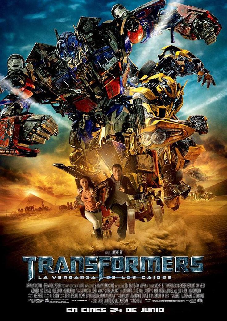 2009 07 05 Transformers 2 La Venganza De Los Caidos Transformers Film Revenge Of The Fallen Transformers Movie