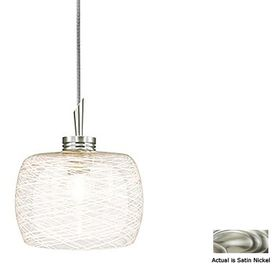 jesco satin nickel sphere linear track lighting pendant small for kitchen area
