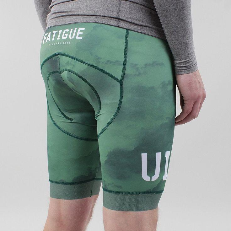 Urban Industry X Milltag Cycling Bib Shorts