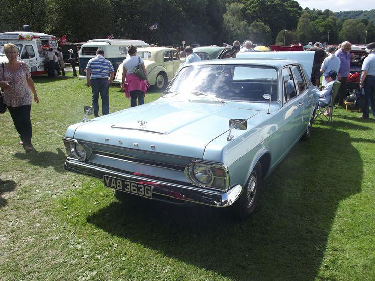 Ford Zodiac mk4