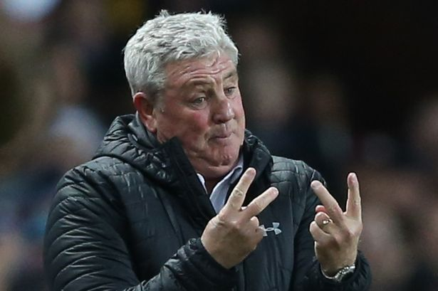 This is how optimistic (and anxious) Aston Villa fans are about the Championship promotion race - Birmingham Live,,,Bruce's message to Blues lol
