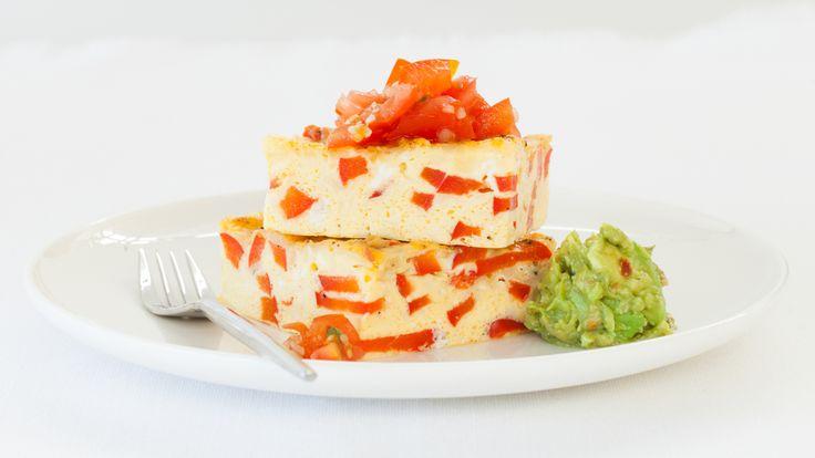 Easy Mexican Frittata