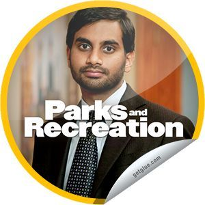 getglue stickers nbc parks and recreation | parks and recreation