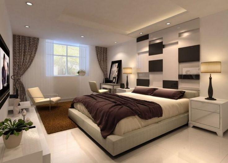 Oltre 1000 idee su recamaras matrimoniales modernas su - Modelos de dormitorios matrimoniales ...