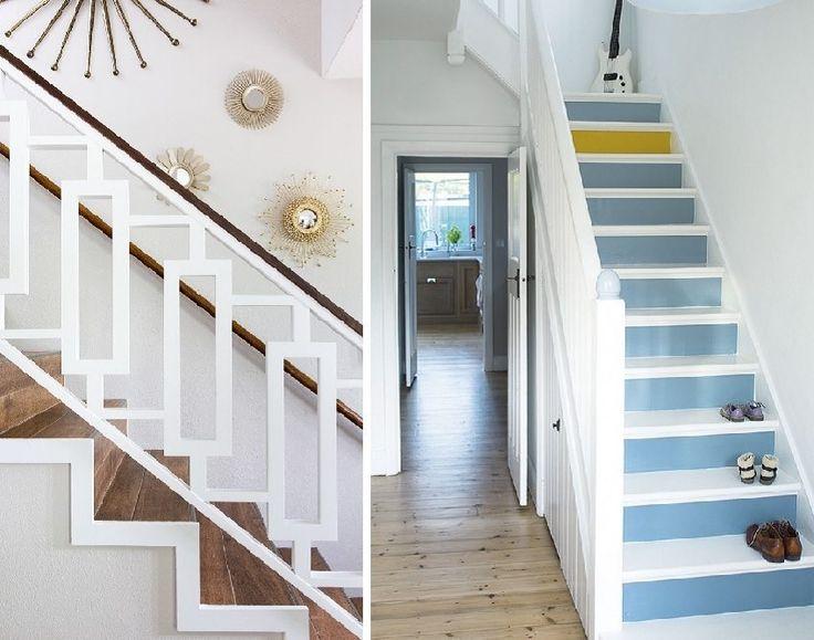 Картинки по запросу лестницы в доме на второй этаж фото