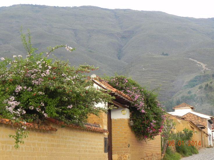 Colombia tierra querida. Villa de Leyva, Boyacá.