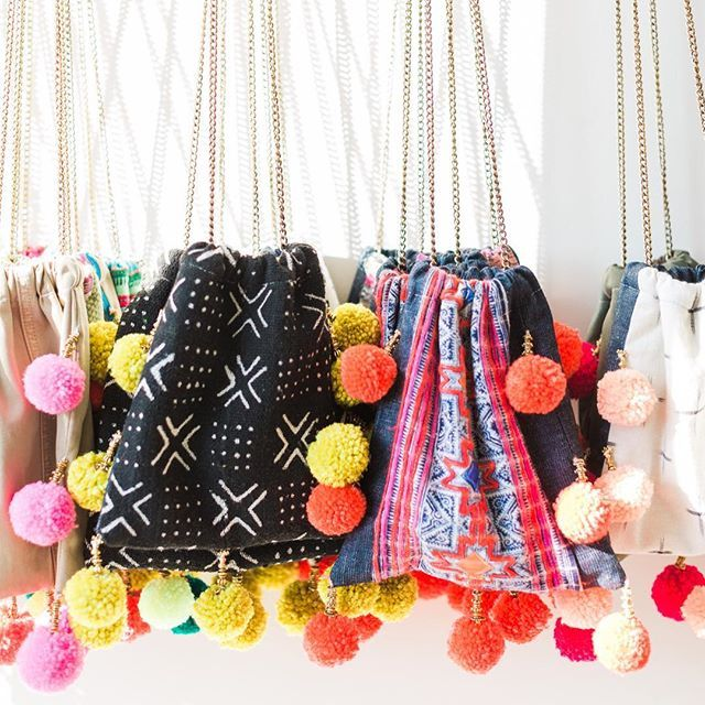 We shared the photos from our trip to Texas with @LaurenConrad_com. Head over to laurenconrad.com to see the behind the scenes photos of our visit with @gaiaforwomen, our artisan partner. #fairtradebag #pompombag #shopfairtrade #refugeewomen #supportrefugees #thelittlemarket #womenempoweringwomen :@valoriedarling