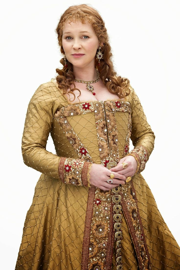 """The Day of the Doctor"" - Joanna Christie as Elizabeth I"