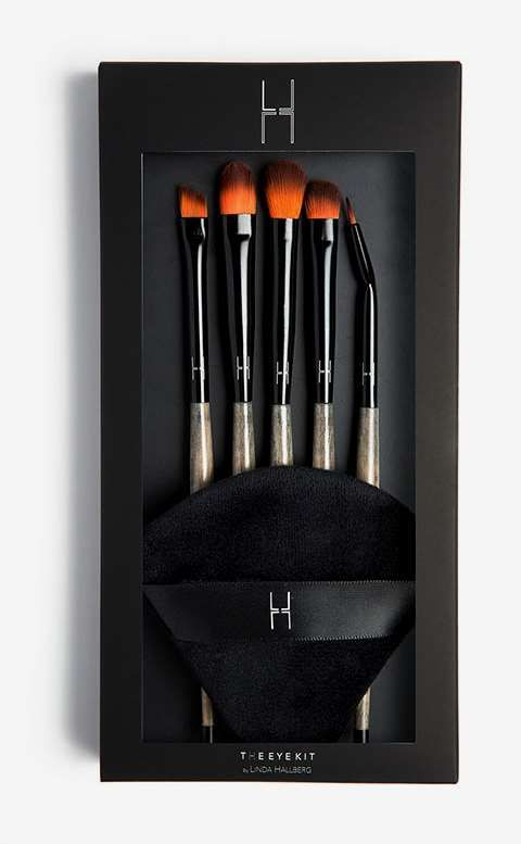 Eye Kit Makeup Brushes