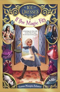 Books and Quilts: If the Magic Fits : 100 Dresses #1 by Susan Maupin...