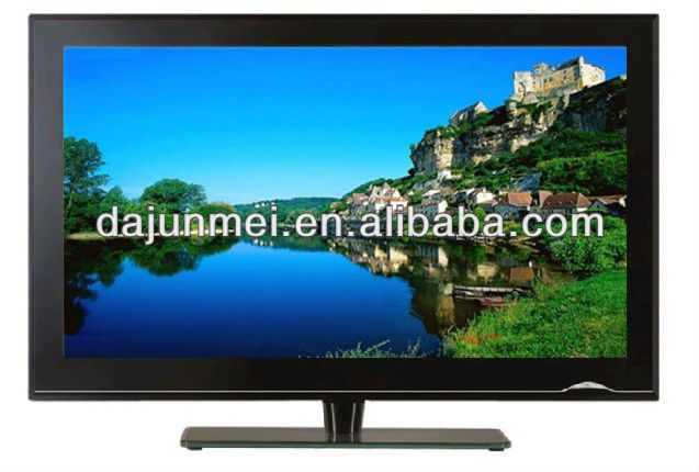 "black frame tv Wholesale price 32"" led tv full hd television"