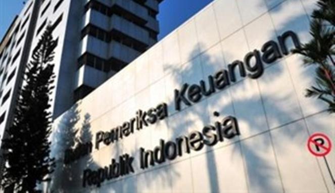 Gedung Badan Pemeriksa Keuangan (BPK)./IST