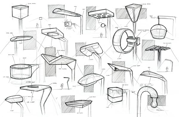 Sketches 2012 on Behance.