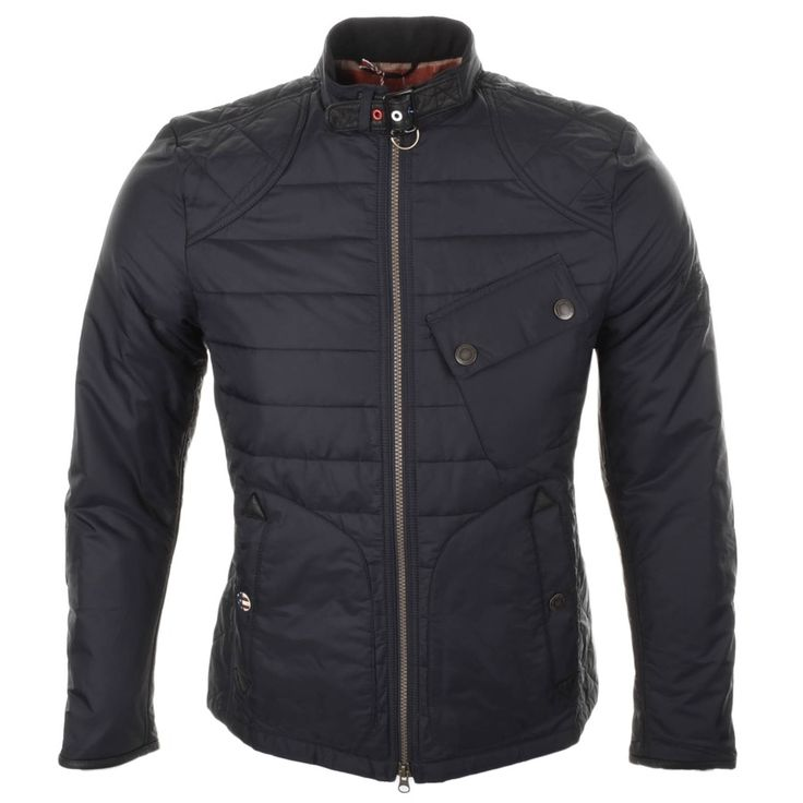 Barbour International Jackets and Coats | Barbour International Lee Quilt Jacket…