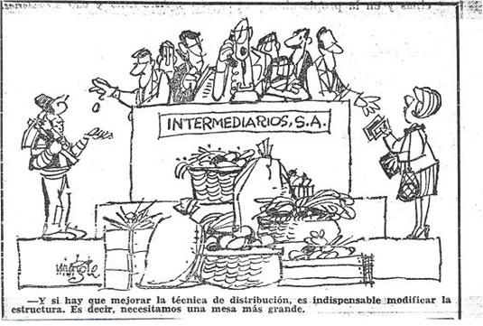 Mingote - Intermediarios