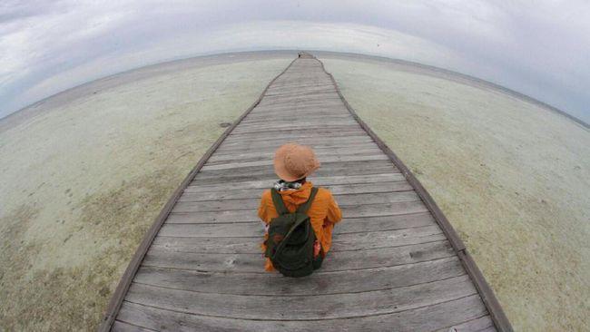 Sangalaki, Si Pulau Cantik Yang Instagenic