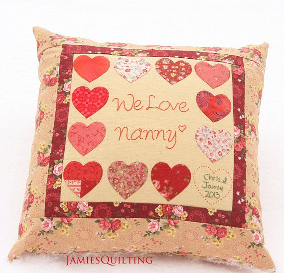 Love House Personalized Pillow Cover For your by Prettybox4her, $75.00