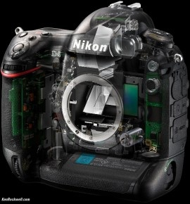 "Five Nikon cameras receive the ""red dot award: product design 2013"""