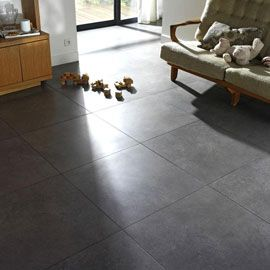 Carrelage gris sonara 60 x 60 cm carrelages pinterest for Carrelage interieur gris anthracite