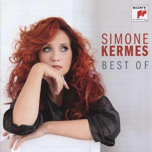 Simone Kermes - Best of, CD ~ mezzo-soprano, German, b. Leipzig 1970