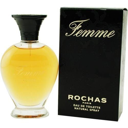 Femme Rochas By Rochas Edt Spray 3.4 Oz