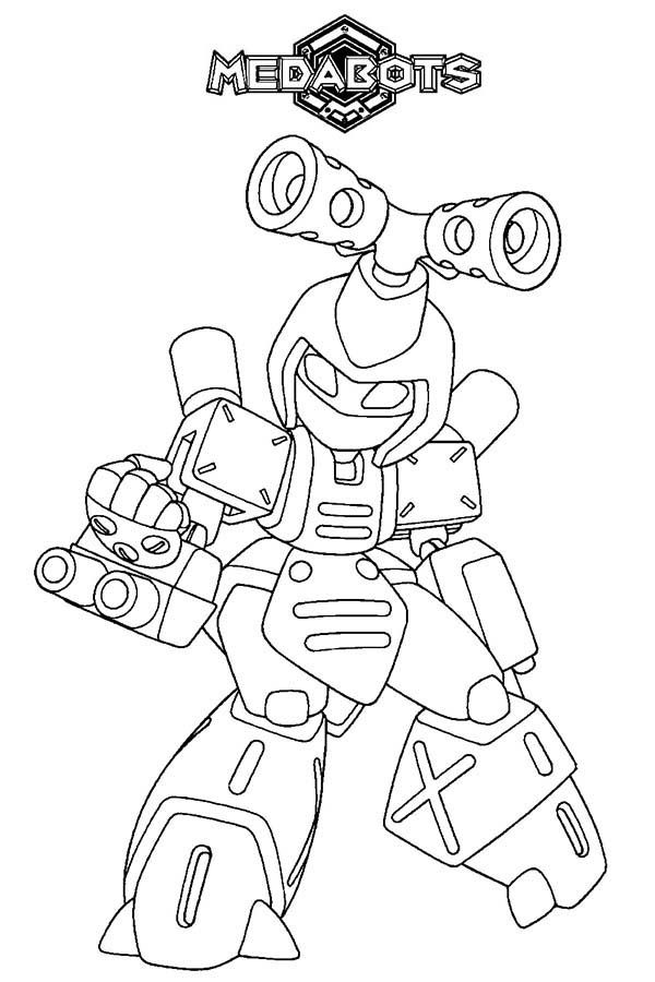 Metabee Ready To Fight Medabots Coloring Page Coloring Sky In 2020 Free Coloring Pages Online Coloring Pages Cartoon Coloring Pages