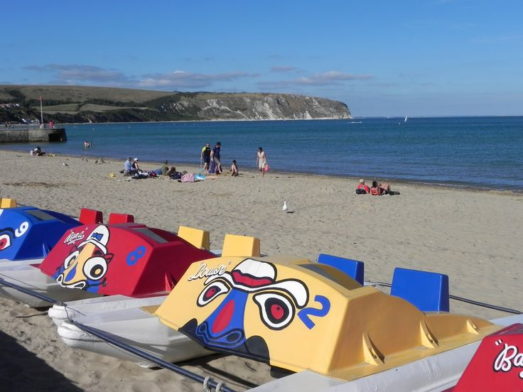 Swanage Beach Swanage, Dorset, England Discover Purbeck