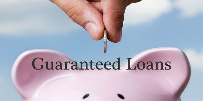 If you want to know more guaranteed loans, please feel free to visit us: http://goo.gl/yoDCKY