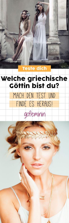 Mach den Test: Welche griechische Göttin bist du? #göttin #test #persönlichkeitstest