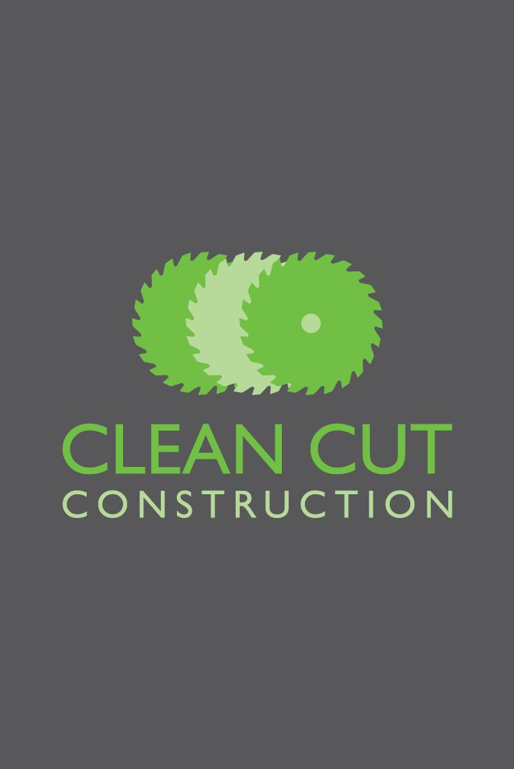 Logo I designed for Auckland-based construction company. The saw blades represent the 3 c's of Clean Cut Construction. This logo was designed to be strong and easily identified. The client wanted the logo to work on both white and charcoal grey applications.