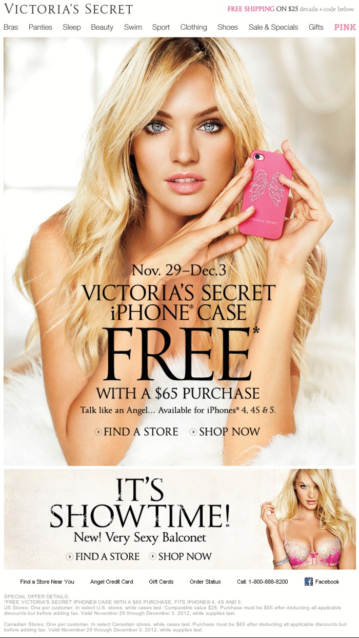 Michaels coupon money saving mom 174 -  Victoria S Secret Coupon Get A Free Iphone Case With Any