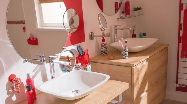 1000 id es sur le th me petites salles d 39 eau sur pinterest - Amenager une petite salle d eau ...