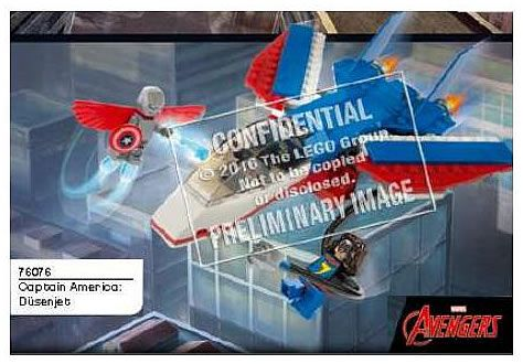76076 Capt America Jet Pursuit early image: Ms. Marvel!