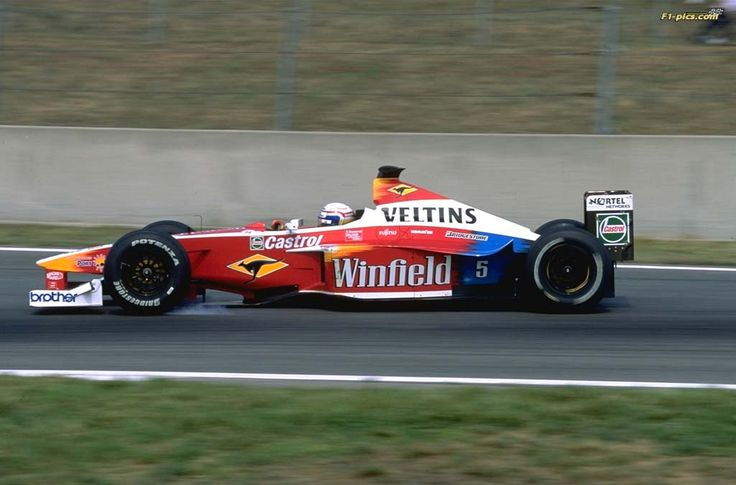 1999 Williams FW21 - Supertec (Alessandro Zanardi)