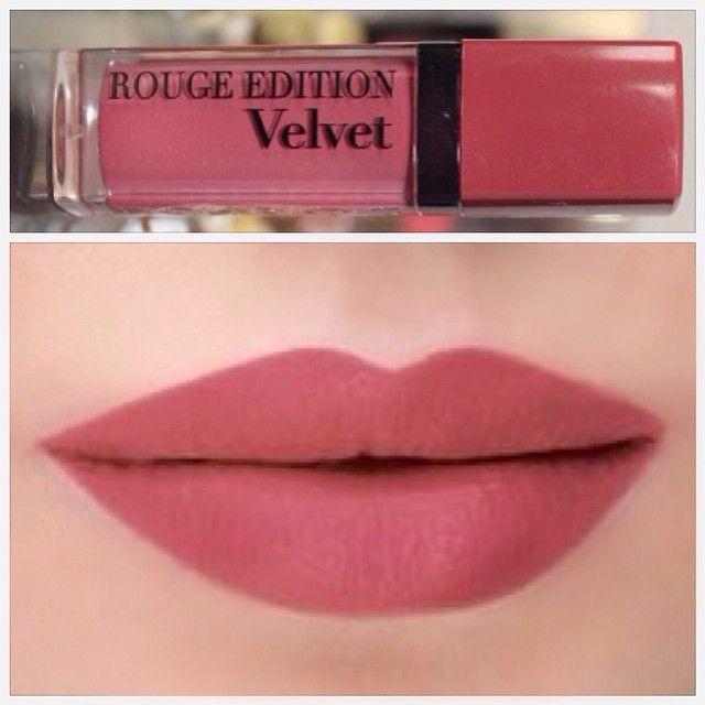 Bourjois, it's called Velvet Rouge in (Nude-ist) On peut le trouver a carrefour