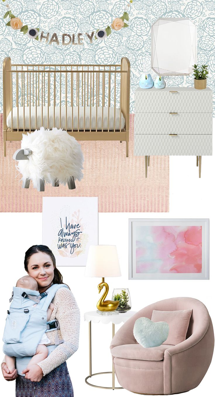 A Modern Take on the Pastel Color Palette - Project Nursery