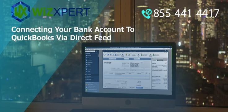 How can you Connect your Bank Account to QuickBooks via Direct Feeds? Read all about What types of accounts are eligible for Direct feeds?