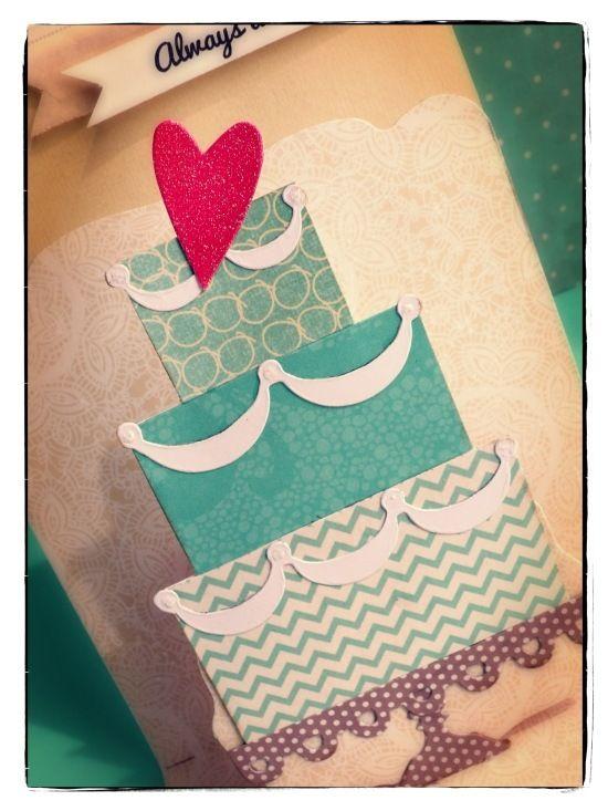 cafe creativo - big shot sizzix - card pop up - wedding, matrimonio