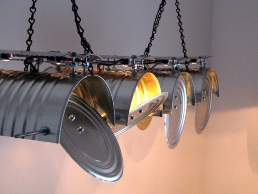 Coffee can Lantern - 12 ingenious emergency lights lanterns and candles