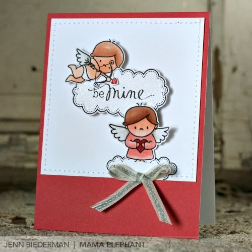 16 best images about Cupids – Elephant Valentines Card
