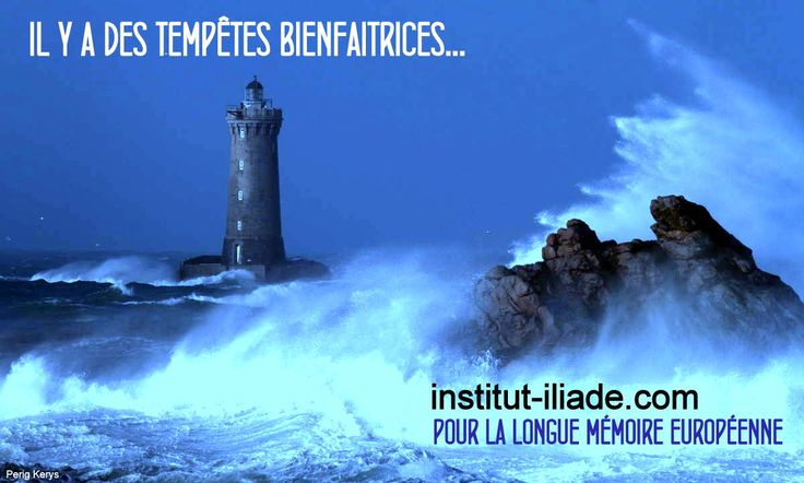 """""""Il y a des tempêtes bienfaitrices..."""""""